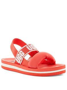 ugg-zuma-sling-flat-sandal-coral