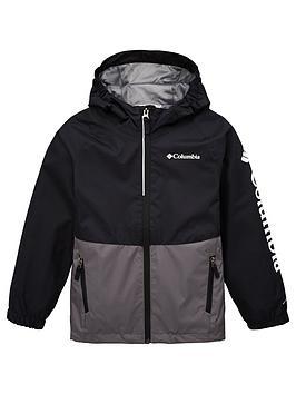 columbia-boys-dalby-springstrade-jacket-blackgrey