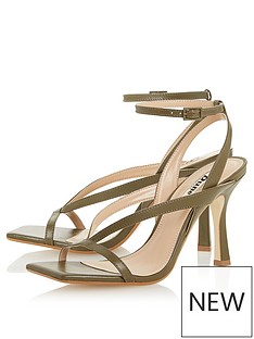 dune-london-monterey-t-heeled-sandals-khaki