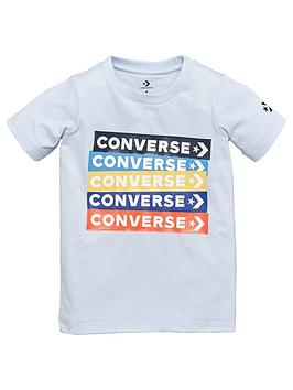 converse-colour-blocked-logo-t-shirt-faded-blue