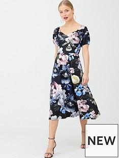 v-by-very-bardot-scuba-prom-dress-floral
