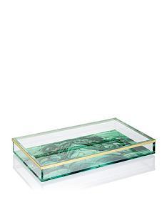 spectrum-malachite-acrylic-tray