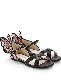 sophia-webster-junior-girls-chiara-sandals-black
