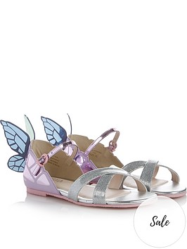 sophia-webster-junior-girls-chiara-sandals-silver