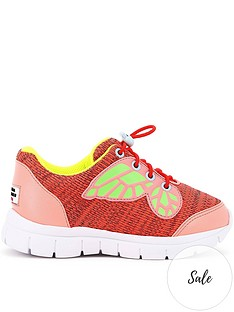 sophia-webster-girls-chiara-sneakers-red