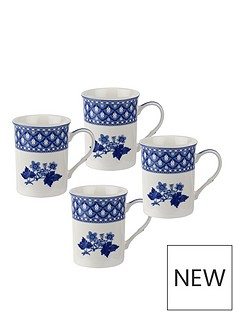portmeirion-spode-blue-room-set-of-4-geranium-mugs