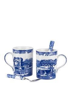 portmeirion-spode-blue-italian-set-of-2-mugs-and-2-teaspoons
