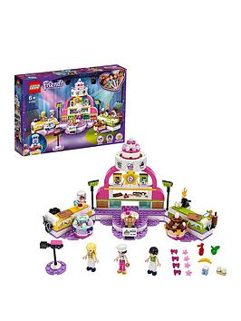 Lego Friends 41393 Baking Competition With Stephanie And Cakes Best Price, Cheapest Prices