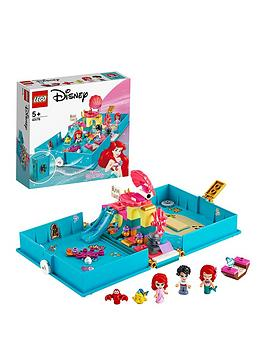 lego-disney-43176-ariels-storybook-adventures