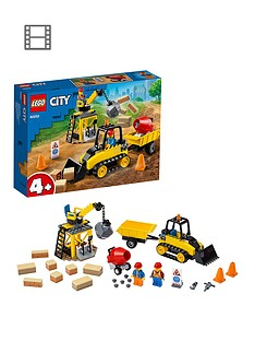 LEGO City 60252 Construction Bulldozer Building Set Best Price, Cheapest Prices