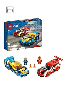 LEGO City 60256 Turbo Wheels Racing Cars Best Price, Cheapest Prices