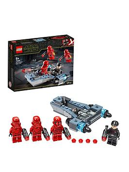 Lego Star Wars 75266 Sith Troopers Battle Pack With Battle Speeder Best Price, Cheapest Prices