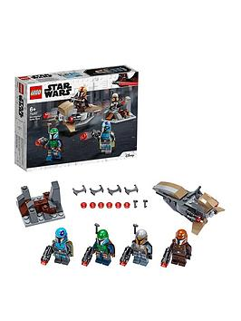 Lego Star Wars 75267 Mandalorian&Trade; Battle Pack Best Price, Cheapest Prices