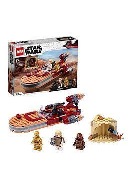 Lego Star Wars 75271 A New Hope: Luke Skywalker&Rsquo;S Landspeeder