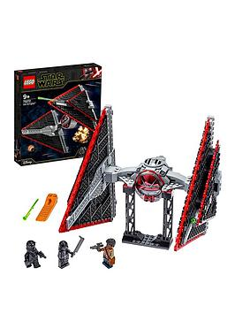 Lego Star Wars 75272 The Rise Of Skywalker: Sith Tie Fighter Best Price, Cheapest Prices