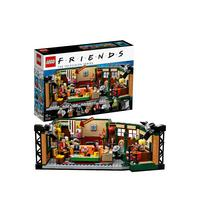 21319 Central Perk Friends Tv Show Series Anniversary Set by Lego Ideas