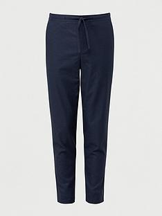 selected-homme-dave-linen-slim-fit-trousers-navy