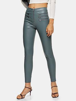 topshop-skinny-biker-trousers-sage