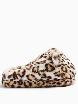 topshop-topshop-leopard-fluffy-slippers-natural