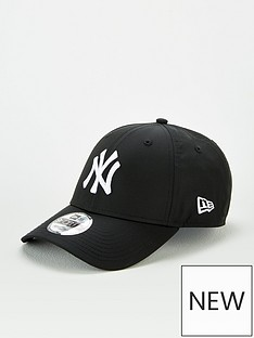 new-era-ny-yankeesnbsp9forty-cap-blackwhitenbsp