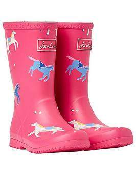 joules-girls-horses-roll-up-wellington-boots-pink