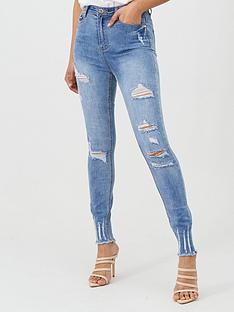 missguided-missguided-sinner-high-waisted-authentic-rip-skinny-jean-blue