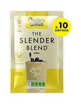 protein-world-slender-blend-sachet-box-vanilla-10x40g