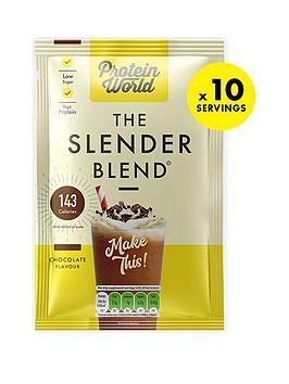 protein-world-slender-blend-sachet-box-chocolate-10x40g