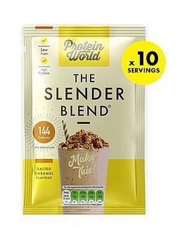 protein-world-slender-blend-sachet-box-salted-caramel-10x40g