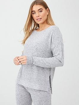 v-by-very-oversized-long-sleeve-top-grey-marl