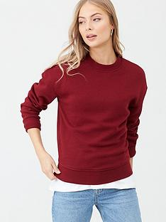 v-by-very-the-essential-basic-sweat-burgundy