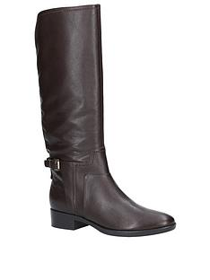 geox-d-felicity-leather-knee-boots-coffee