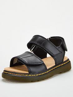 dr-martens-childrensnbspromi-sandal-black