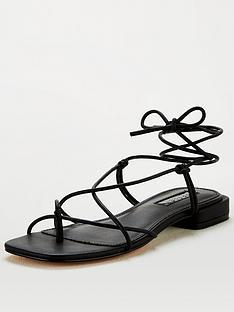office-serafina-flat-sandal