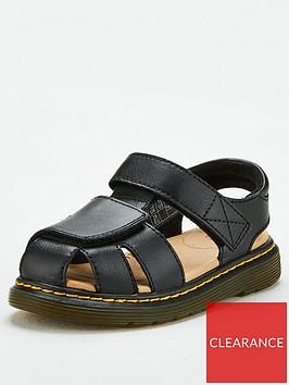 dr-martens-childrensnbspmoby-il-sandal-black