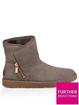 ugg-w-kip-zip-ankle-boot-slate