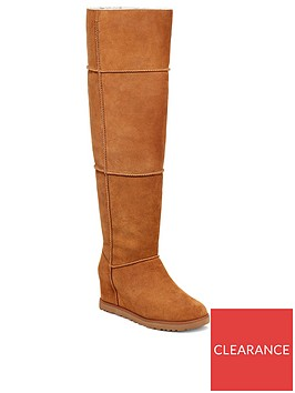 ugg-classic-femme-over-the-knee-boot-chestnutnbsp