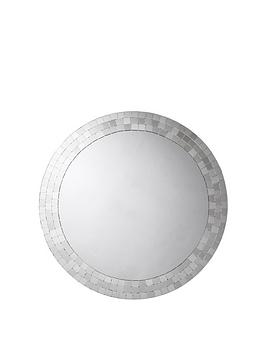 croydex-meadley-circular-mirror-with-mosaic-surround