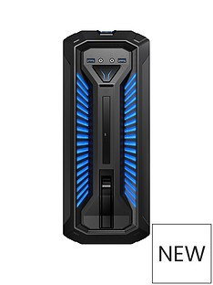 Medion Erazer X30 DT Core i5-8400, 8GB RAM, 1TB Hard Drive & 128GB SSD, 8GB GeForce GTX 1060 Graphics, Gaming Desktop