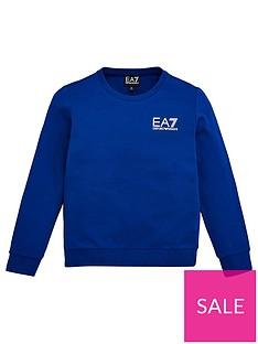 ea7-emporio-armani-boys-classic-crew-sweat-blue