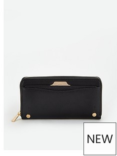 dune-london-kartie-purse-black