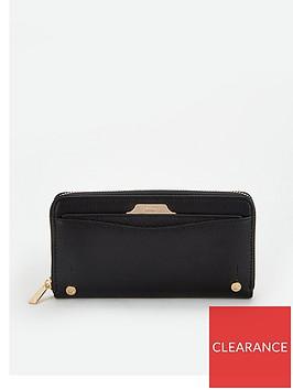 dune-london-kartie-purse-black