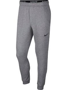 nike-dry-taper-fleece-pants-dark-grey-heather