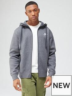 nike-sportswear-club-full-zip-hoodie-charcoal-heather