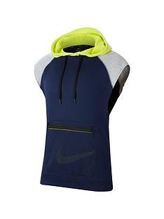 nike-nike-dri-fit-mens-sleeveless-fleece-training-hoodie