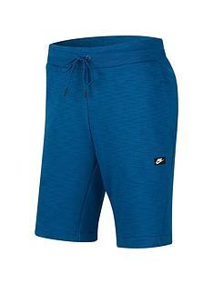 nike-sportswear-optic-shorts-blue
