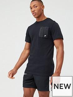 nike-sportswearnbspshort-sleeve-topnbsp--black
