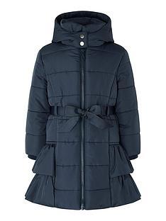 monsoon-girls-sew-recycled-ocean-padded-coat-navy