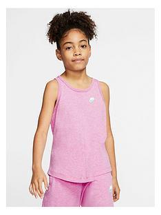 nike-girls-jersey-tank-top-pink