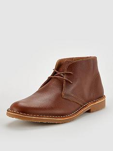 office-baker-leather-desert-boots-brown